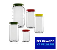 Pet Kavanozlar