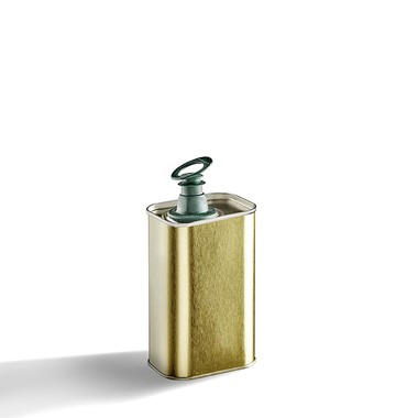 Sarkap - Sarkap 175 ml (0.175L) Empty Olive Oil Cans with Lid